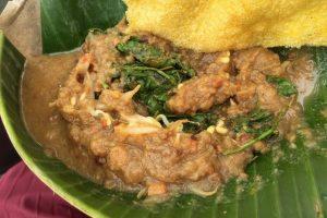 Pecel Semanggi Jawa Timur