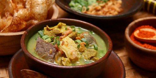 8 Makanan Khas Cirebon yang Menggungah Selera