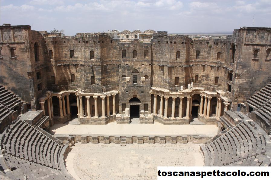 Asal Muasal Teater Romawi, Roma Kuno