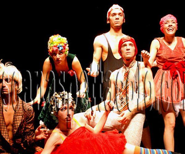 Teater Kontemporer Italia Menjadi Penampilan Terbaik Dalam Dunia Seni