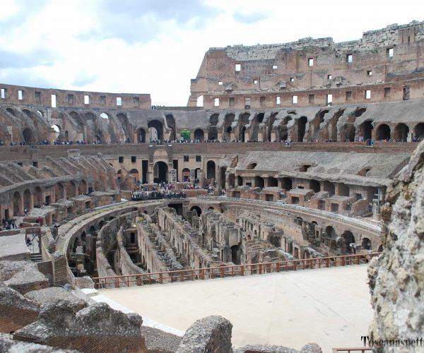 Sejarah Teater Dan Amfiteater Di Dunia Romawi